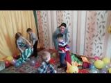 Прекрасная семья - Серёжа и Таня Салистые.Мама устроила деткам аниматор-шоу, все были в восторге. Так весело и атмосферно, тепл