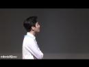 EXO Baekhyun — Growl reference @ Singin' in the Rain