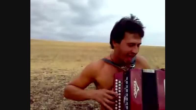 Игорь_Растеряев__Казачья_песня_-_Cossack_song__Accordion_Fol