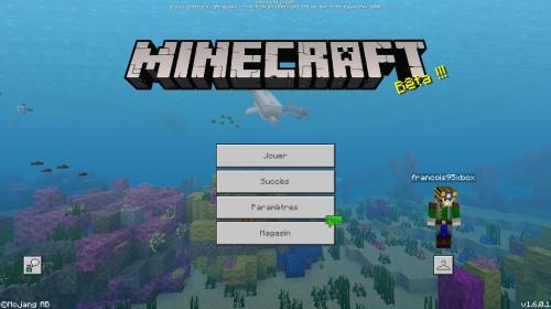 Minecraft 1.6.0.1 Скачать Бесплатно