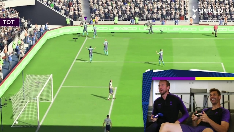 NO RULES FIFA 19! HARRY KANE FERNANDO LLORENTE V DAVINSON SANCHEZ MOUSA DEMBELE.mp4