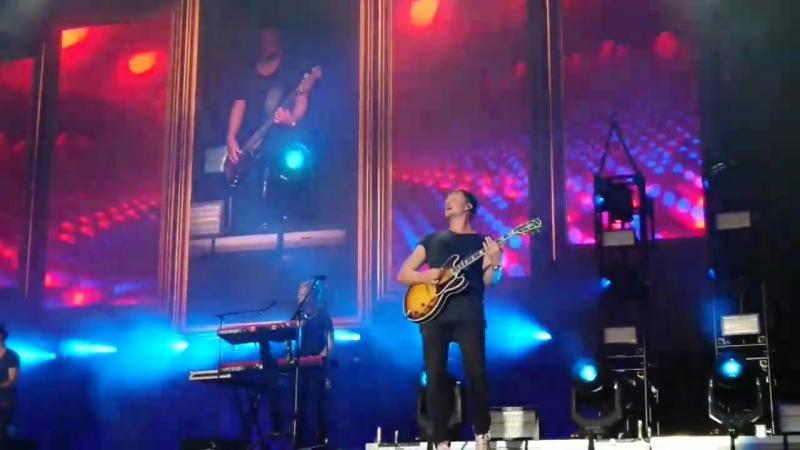 Sunrise Avenue I don't dance (Messe Open Air, Фрайбург, Германия, 29/06/2018)