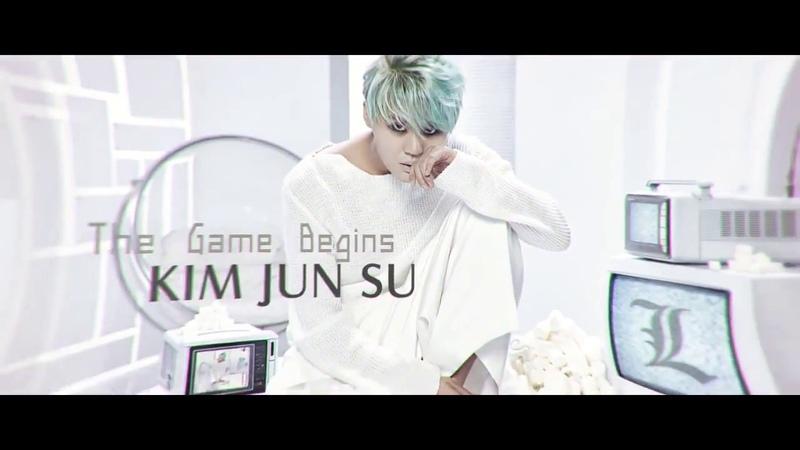 ♥XIA (JunSu) - The Game Begins♥ (рус.саб)