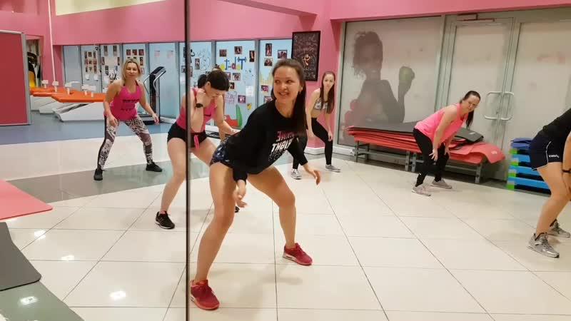 Booty Dance/twerk с Аленой Вылковой🔥 20.01.2019
