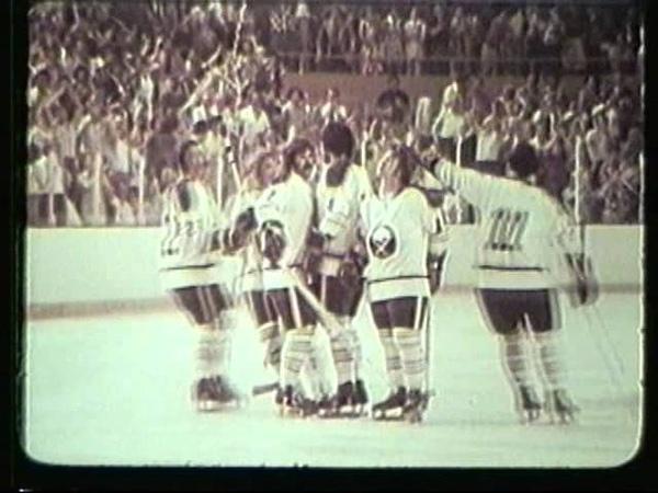 Sabres vs Flyers 1975 Stanley Cup
