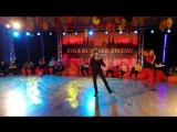 Riga Summer Swing 2018 JnJ Invitational Lee Easton and Olga Khvan