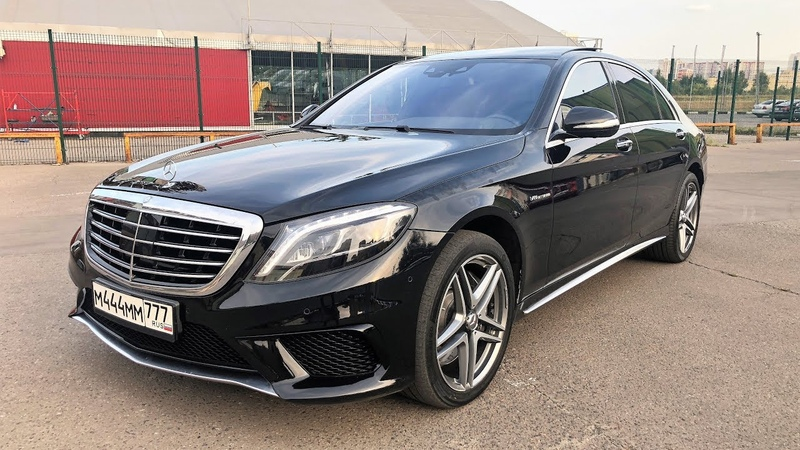 Mercedes Benz S63 AMG W222 НАГЛЫЙ ОБМАН за 4 000 000р