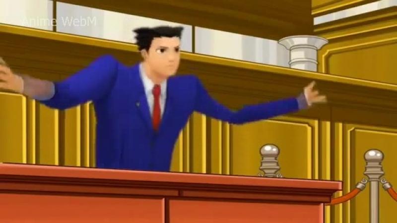 Anime.webm Ace Attorney