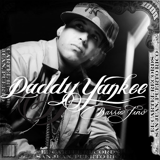 Daddy Yankee альбом Barrio Fino (Bonus Track Version)