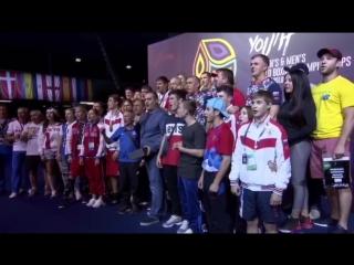 Сборная команда России по боксу впервые в истории выиграла общекомандный зачет первенства мира среди юниоров