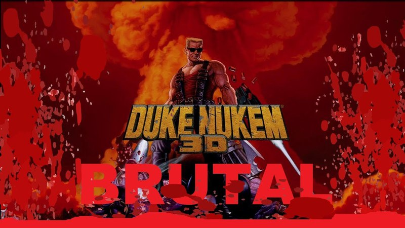 MUST SEE BRUTAL DUKE NUKEM ALPHA!