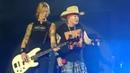 Guns N' Roses Knockin' on Heaven's Door live 2018 11 11