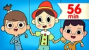 The Pinocchio More | Kids Songs | Nursery Rhymes | Super Simple Songs