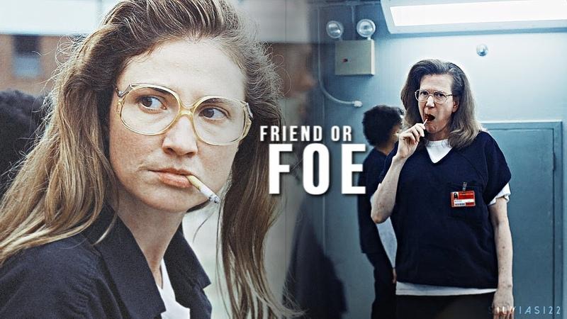 Carol Denning | Friend or foe? [OITNB]