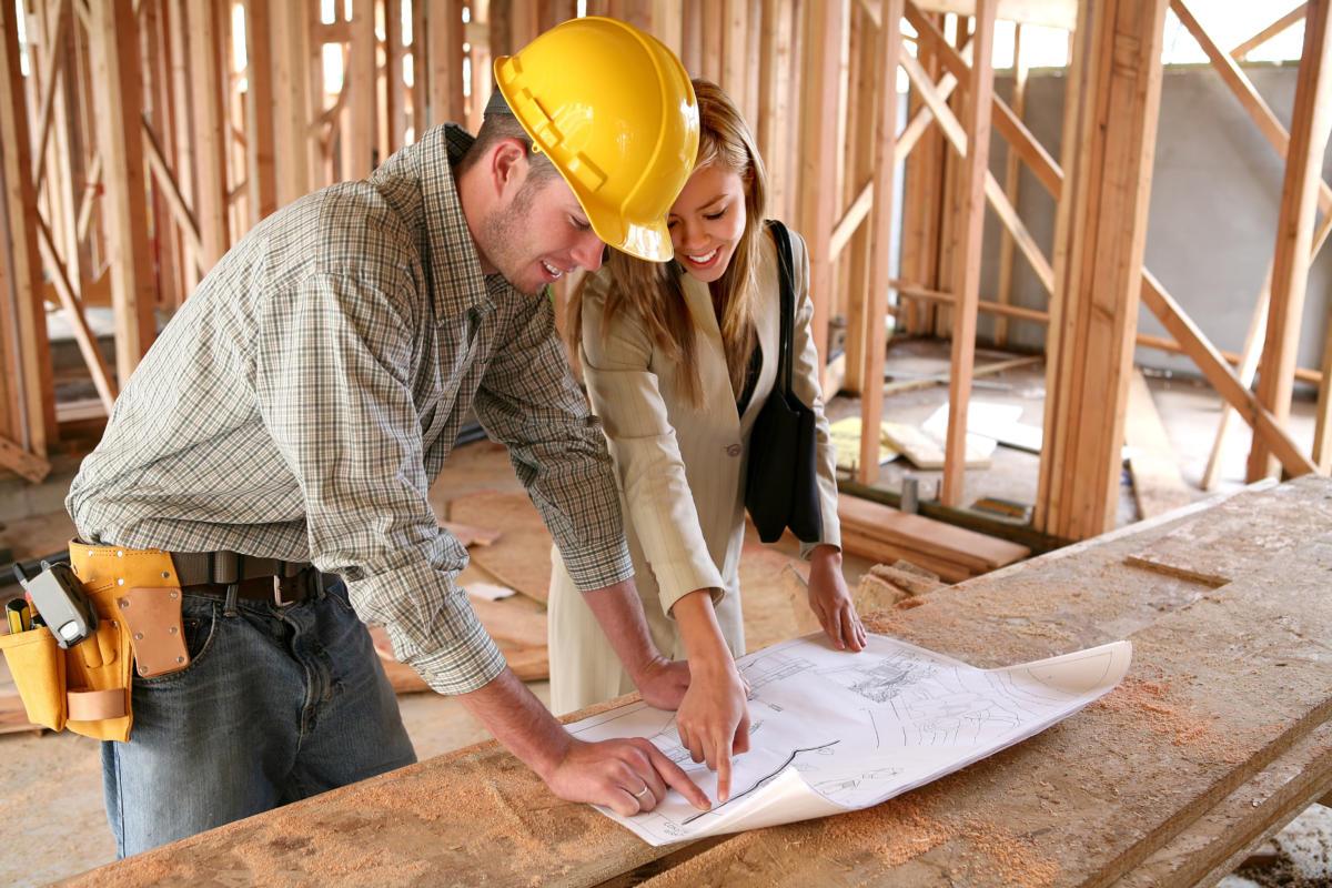 Что делает подрядчик по ремонту дома?