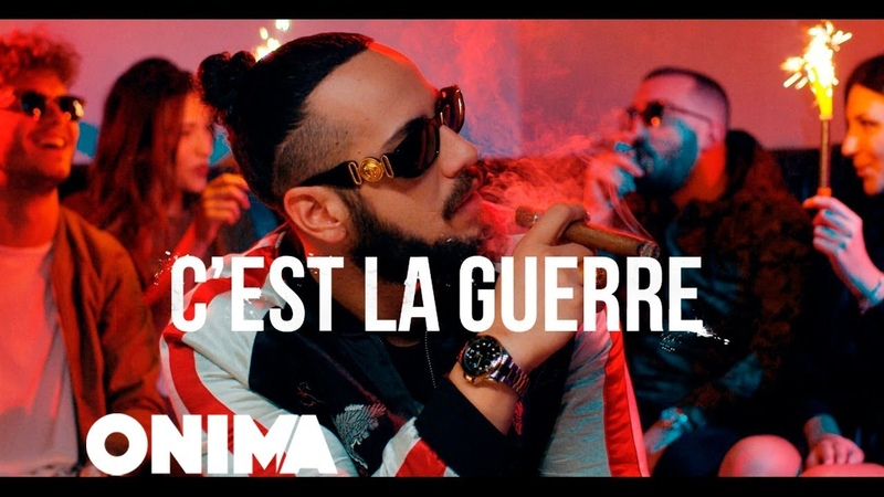 Capital T ft. Macro Dj Nika - C'est La Guerre (Official Video HD)