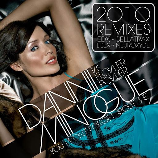 Dannii Minogue альбом You Won't Forget About Me (2010 Remixes)