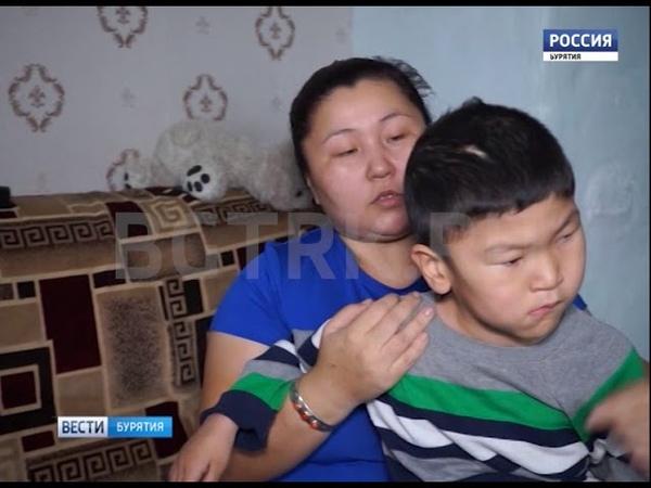 Мама шестилетнего Ринчина из Улан-Удэ просит о помощи