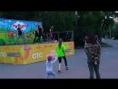 Татьяна Большакова Bicicleta Zumba в Комсомольском саду