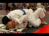 Girls Grappling GI • Women Wrestling BJJ MMA Female Fight