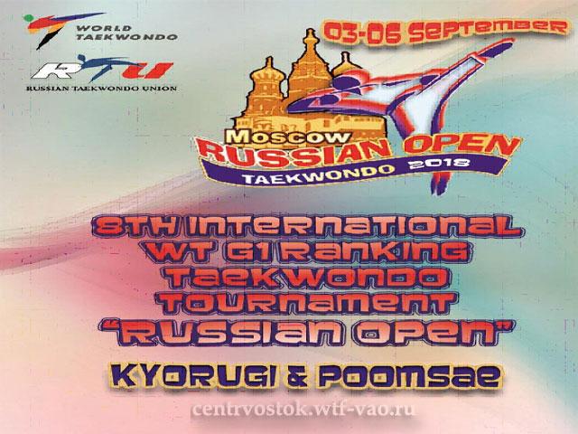 Russian Open 2018