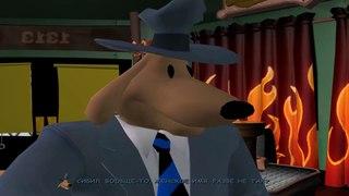 Вырезка из прохождения первого эпизода игры Sam & Max Save the World. Season One by Костян Котовский