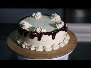 Новый торт от Penka - шоколадно-банановый!