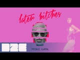 The Prince Karma - Later Bches (Stratus Lyric Video)