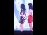 FANCAM 180802 Chaebin - My Sharona (cover) @ Lotte World Special Summer Party