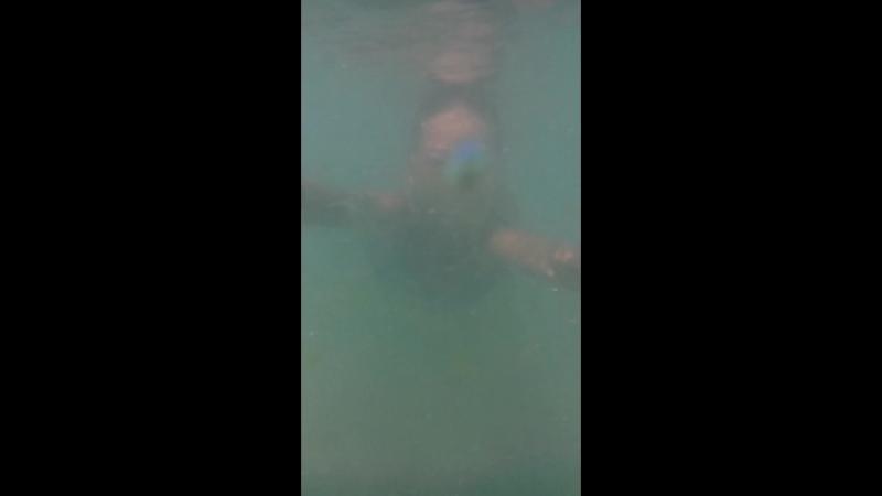 Подводное плавание Леры