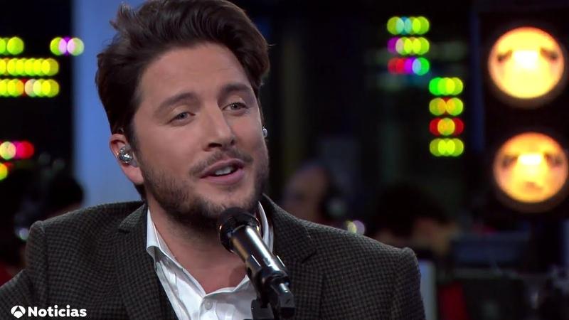 Manuel Carrasco - Dejame Ser (En Vivo en Antena 3 Noticias)