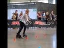 LIFE Freestyle Slalom Skating