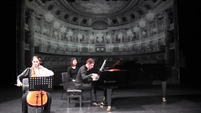 Boesendorfer Loft Philharmonic Сен Санс