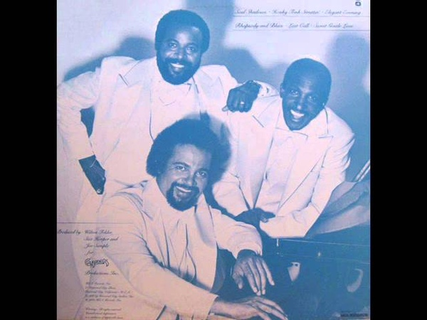 The Crusaders ~ Rhapsody And Blues