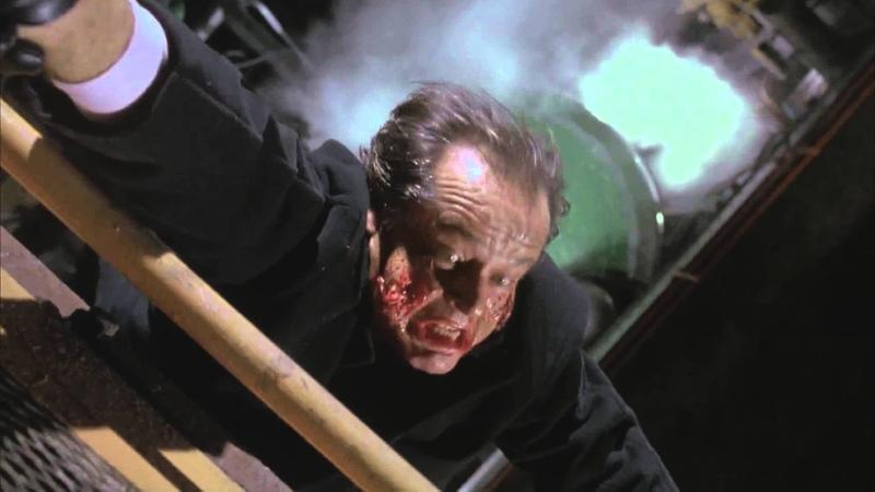 Batman (1989) Clip 2 Latino - Tienes que pensar en el futuro