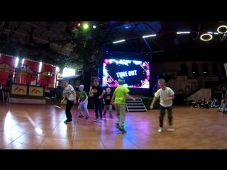 Break dance, начинающие (Андрей Барышников)