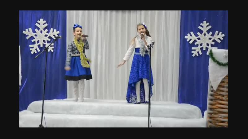 2018 Новий рік - Аня Иветта (День св.Миколая)