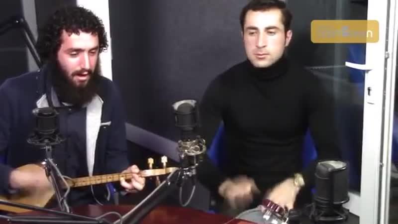 Грузины поют на абхазском,группа ნაფეხურები.
