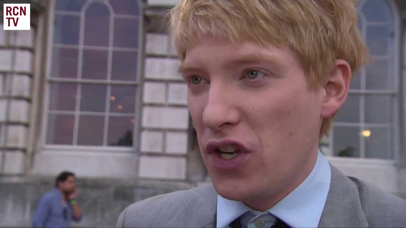 About Time Premiere Interview with Domhnall Gleeson