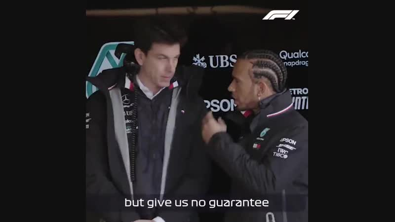 Mercedes Shakedown 2019: Toto's Impressions