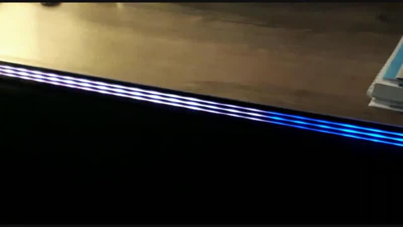 Светопрозрачная кромка