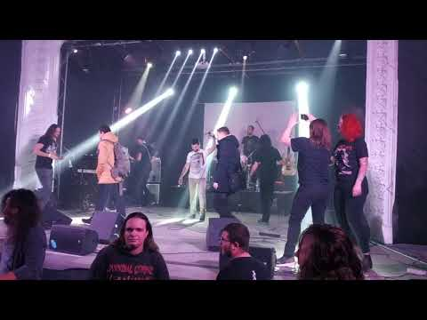 Ethnor @ Симферополь (Black Death Winter, Консерватория 15/12/2018)