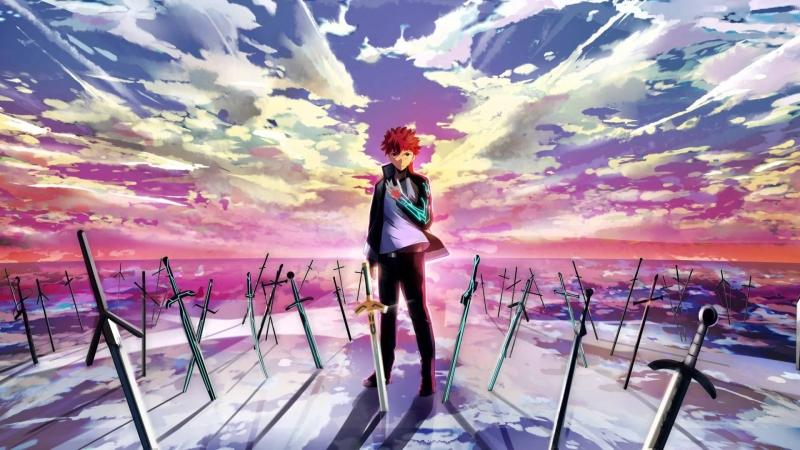 Судьба/Ночь схватки: Бесконечный мир клинков / Fate/stay night: Unlimited Blade Works (0-25 серии)