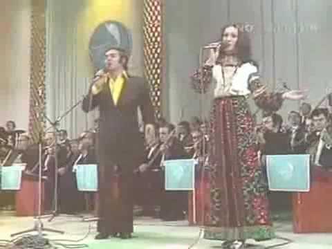 Sofia Rotaru Miki Jevremovic Smuglyanka Moldovanka 1975