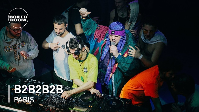 Amor Satyr, Tommy Kid, Samos Promesses, Tévéa   Boiler Room x Uber Pool presents B2B2B2B
