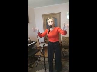 МОЯ ученица РОКСОЛАНА СИРОТА ПРОШЛА на ГОЛОС КРАИНЫ'!!! С ВОТ ЭТОЙ Песней, урок Вокала с Любовью