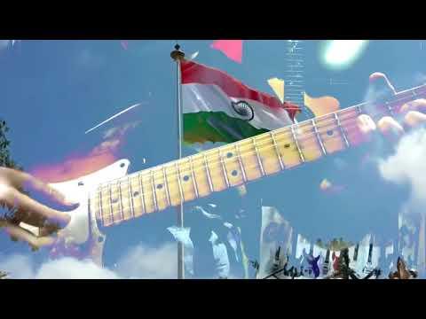 Jan Gan Man - National Anthem Guitar Instrumental