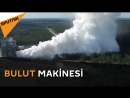 NASA'nın görenleri yanıltan bulut makinesi