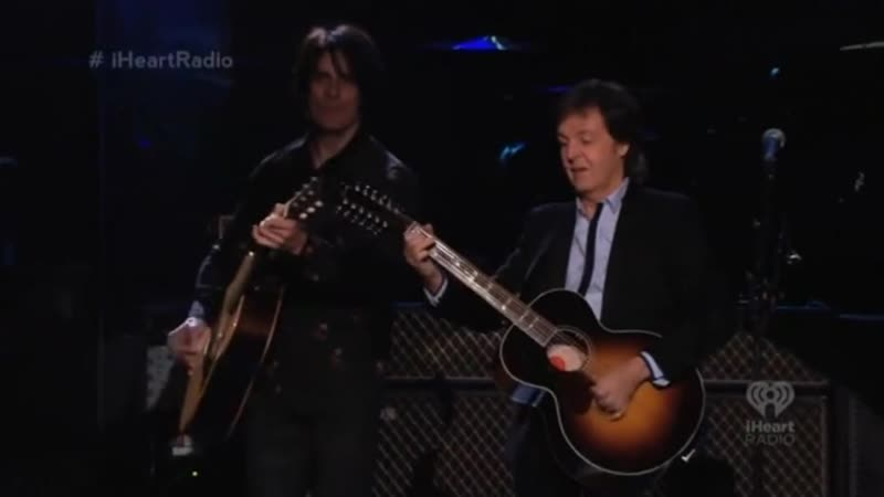 Paul McCartney – Everybody Out There (1017) Live at Frank Sinatra School Of The Arts (09.009.2013)