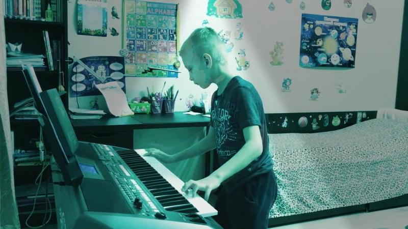 ''Мираж'' Игра на синтезаторе